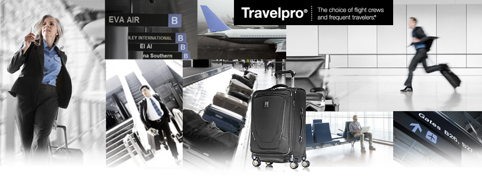 Travelpro Luggage Blog