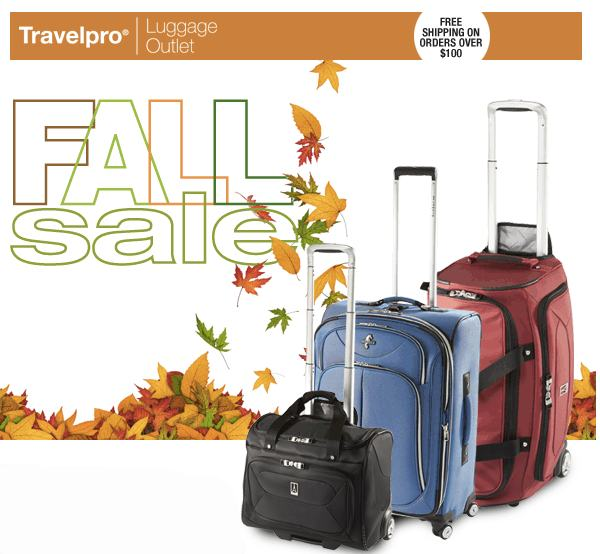 travelpro luggage outlet sale