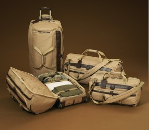 4 Kontiki Duffels from Travelpro