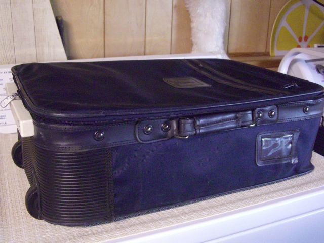 Early Travelpro Rollaboard bag from GJ