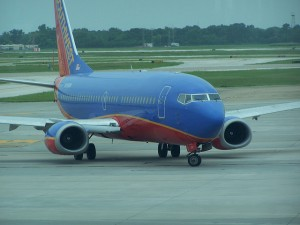 Southwest Airlines Airplane