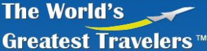 World's Greatest Travelers logo