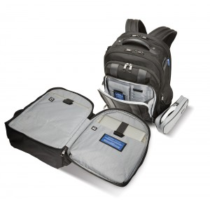 Crew Executive Choice Checkpoint-Friendly Backpack