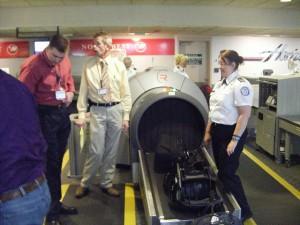 TSA Bag Check