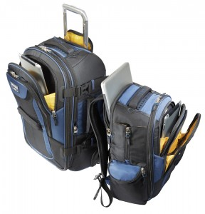 Tpro Bold 2 Backpacks are ideal for business travelers on regional jets.