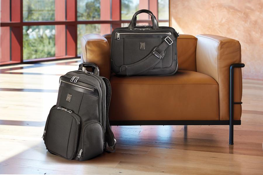 platiinum magna 2 backpack and briefcase
