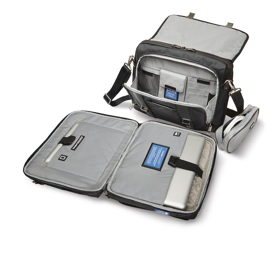 travelpro crew executive choice slim briefcase