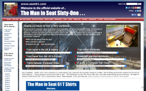 Seat61.com, a website dedicated to train travel.