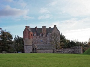 Dairsie Castle, Scotland, a once-in-a-lifetime destination for travelers