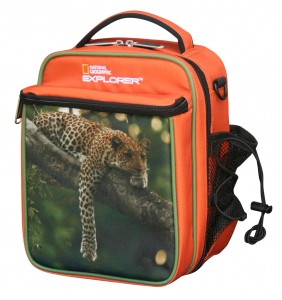 National Geographic Explorer Lunch Tote