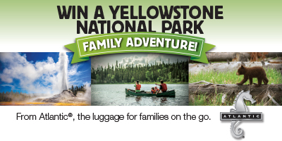 Yellow Stone Sweepstakes Graphic