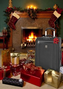 Surprise the frequent traveler in your life with a couple gifts from the Travelpro Holiday Gift Guide