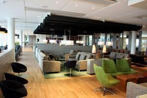 Oslo Airport Lounge - Gardermoen Airport