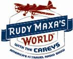 Rudy Maxa's World Logo