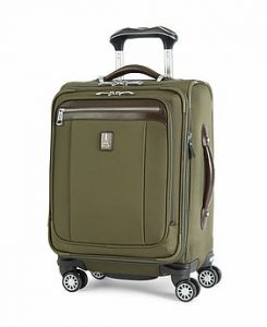 Platinum Magna 2 - International Carry-on Spinner - Ideal for traveling light