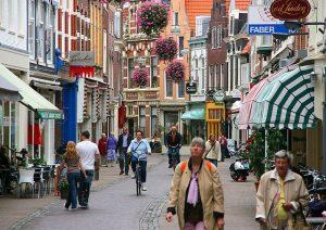 Haarlem, Netherlands - Kleine Houtstraat