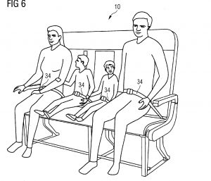 Airbus Airline Bench