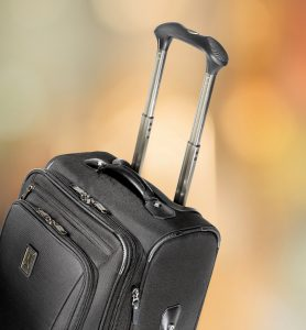 Travelpro Crew 11 is our new luggage collection