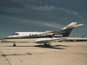 Private jet once owned by Ayrton Senna