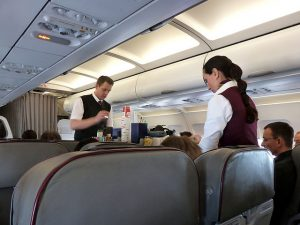 Germanwings Flight Attendant