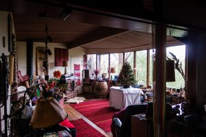 An Airbnb house in Santa Barbara California; they have a new tool for business travelers.
