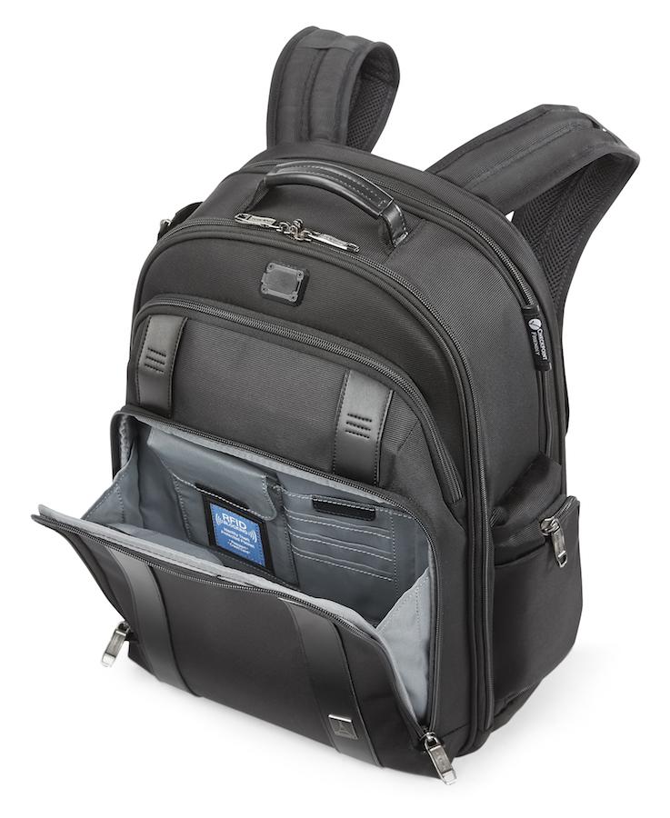 crew executive choice 2 backpack - Travel Pro Luggage