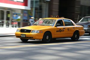 The taxi has long been a favorite mode of transportation for business travel.