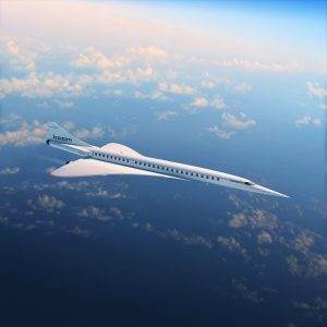 Boom Airlines new jet will bring supersonic air travel back to the skies
