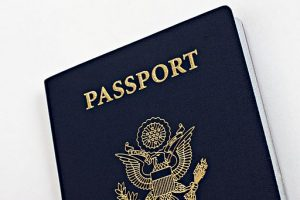 Photo of a U.S. passport. Do you know your passport expiration date?