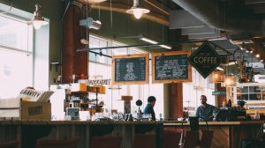 You can stay productive while you're on the road if you can find a decent coworking space, like a restaurant or coffee shop.