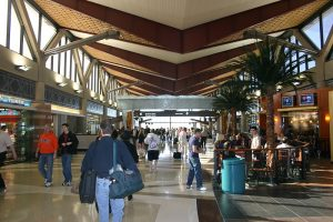 "The Phoenix Airport can now charge more than ""street + 10"" pricing at their restaurants."