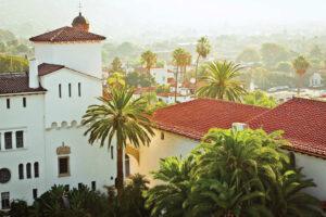 Santa Barbara County Courthouse by Gabriela Herman