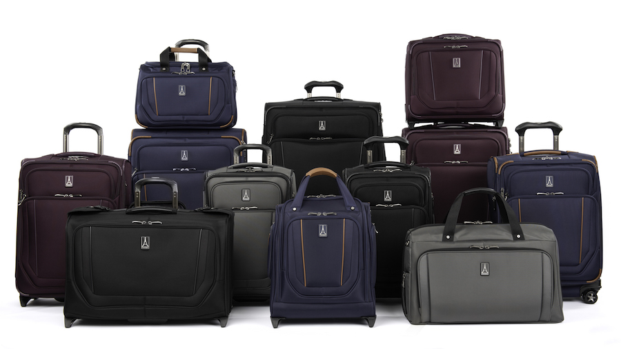 3fbcc9aef938 Travelpro Launches New Crew VersaPack Line of Luggage