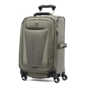 The Maxlite 5 21 inch spinner, our lightest softside luggage.