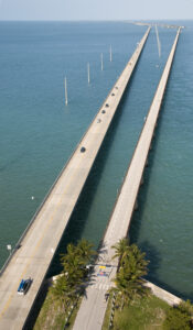 Florida Keys Seven Mile Bridge by Andy Newman