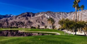 Indian Canyon Golf Resort in Palm Springs, California