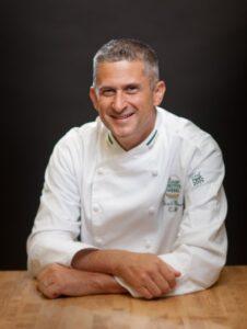 Master Chef Brad Barnes, Culinary Institute of America