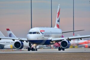 Photo of a British Airways Airbus jet. If you're going to fly again soon, there are a few things you should know.