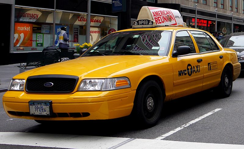 Gett is a ride sharing app that works with taxis, not private ride-sharing networks.