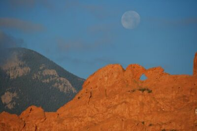Colorado Springs - Garden of the Gods - Kissing Camels