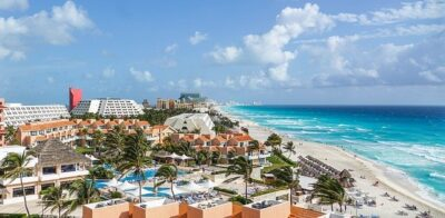 Cancun, Mexico is a great place for a family vacation this summer.
