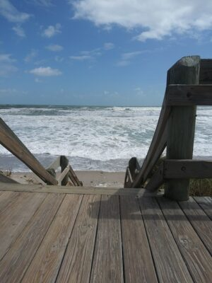 Melbourne Beach, Florida is a great toe-dip trip.